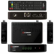 ► OCTAGON SX88 H.265 HEVC HD DVB-S2 SAT Multistream Receiver NEU
