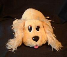 Mattel Pound Puppy Talking Interactive Pick-Me Pups Tan 2004
