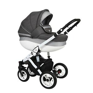 Kombi Kinderwagen 3in1 2in1 Baby Merc Faster Style2 Sportwagen  Autositz