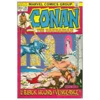 Conan the Barbarian (1970 series) #20 in Fine condition. Marvel comics [*kl]