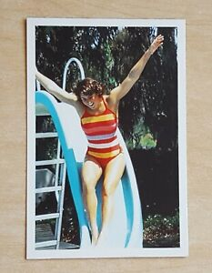 Mary T Meagher - A Question of Sport RARE ROOKIE Card - MINT 1986 PSA BBC
