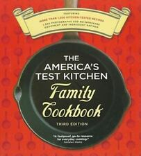 The America's Test Kitchen Family Cookbook (2010, Hardcover)