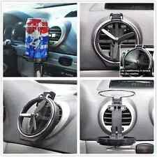 1x Car Truck Wind Air A/C Outlet Folding Cup Bracket Bottle Drink Holder For BMW