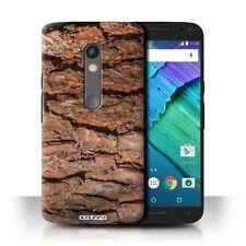 Étuis, housses et coques marron Pour Motorola Moto X pour téléphone mobile et assistant personnel (PDA) Motorola