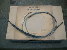 NOS MoPar 1963 1964 Chrysler Newport 300 New Yorker Dodge 880 Park Brake Cable