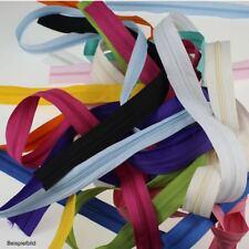 Reißverschluss-Reste Endlosreißverschluss 3 & 5 mm viele Farben 10 - 12 Meter