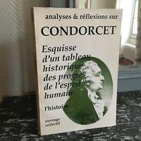 Analisi E Reflections Sul Condorcet Storia Ellipses 1989