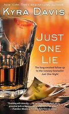 Just One Lie (Just One Night)-ExLibrary