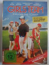 Girls Team - 9 Models und 1 Coach - Frauen Baseball Mannschaft, Teenager Mädchen