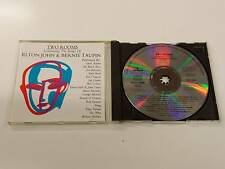 ELTON JOHN & BERNIE TAUPIN TWO ROOMS CD 1991