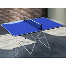 Best Ping Pong Table Tennis Indoor Foldable Patio Dorm Den Mancave Home Gameroom