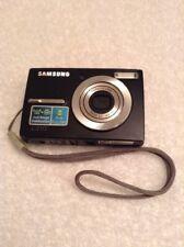 Samsung L210 10.3 MP Digital Camera - Black