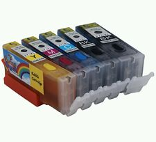 Full set EDIBLE ink Canon PGI-270 CLI-271  MG5720 MG6820 MG5722 MG6821 MG6822