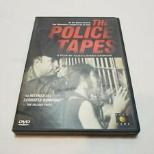 The Police Tapes (DVD, 2006) CLEAN!