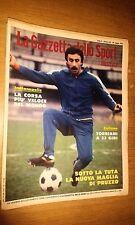 LA GAZZETTA DELLO SPORT ILLUSTRATA-ANNO 2 # 20 - 20 MAGGIO 1978-ROBERTO PRUZZO