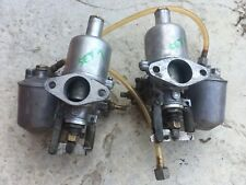 Austin Healey Sprite MK1 Su Carburateurs Pdc 3478 L Set #1