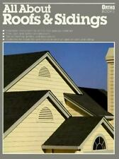 All About Roofs and Sidings (Ortho library)-ExLibrary