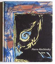 PIERRE ALECHINSKY MONOGRAPHIE ABADIE MUSEE MAM OSTENDE 2000 DEDICACE SIGNE EO