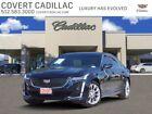 2021 Cadillac CT5 Premium Luxury 2021 Cadillac CT5 Premium Luxury 3503 Miles Dark Moon Blue Metallic 4dr Car Turb