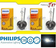 Philips HID Xenon D4S Two Bulbs Head Light Replacement Plug Play High Low Beam