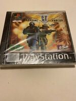😍 playstation 1 ps1 neuf blister jeu officiel counter terrorist special forces