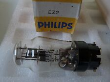 EZ2 philips boîte jaune new old stock valve tube 1 pc M17B