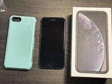 Apple iPhone 8 64GB GSM Factory Unlocked Smartphone Black Pre-owned