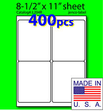 L204R, 400 Mailing Shipping / Laser Inkjet, 4x5
