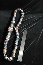 Chevron African Trade Beads