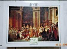 4000 piece puzzle, 'Coronation of Napoleon I' - J. L. David, 1994 - Very Rare !!