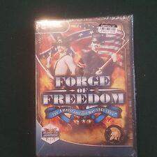 Forge Of Freedom American Civil War 1861-1865 Matrix Games NEW Sealed box PCCD