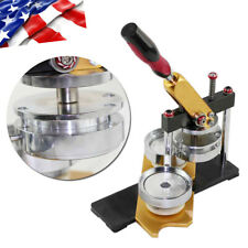 2020 Good Badge and Button Maker Machine Button Making Supplies Mould Size 58mm
