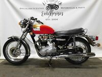 1973 Triumph T140V T140 V 750     2139   FREE SHIPPING TO ENGLAND    UK