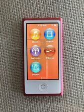 Apple Ipod Nano 7th generation 16GB Lines On Screen
