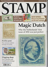 Stamp Magazine Stamp Collectors January 2016 Volume 82 Number 1