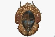N°51 DAN : ALTE AFRIKANISCHE MASKE / MASQUE AFRICAIN ANCIEN / OLD AFRICAN MASK