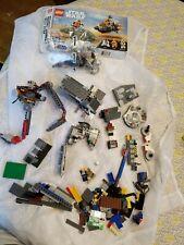 Star Wars LEGO 4 LB pounds Bulk Lot, Star Wars Bricks And Pieces