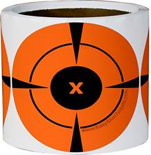 200 Mega-Pack 4-Inch Bullseye Target Stickers   Buy 1 Roll & Get 1 Free (100 .