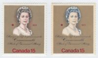 VARIETY = COLOUR, PAPER, TAGGING = Canada 1973 #621 MNH VF [ec140]