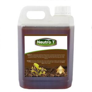 Neutro T Aquarium Plant Fertiliser - Large Size for low tech planted tanks