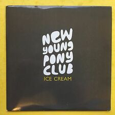 Neuf Young Poney Club - Ice Cream - Pochette Carte - Promo CD (ENA286)