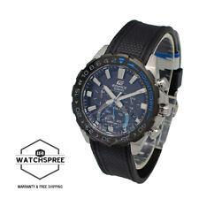 Casio Edifice Solar Powered Chronograph Watch EFSS550PB-1A