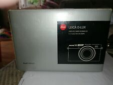 Leica D-Lux Camera - Boxed