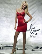 LISA GLEAVE AUTOGRAPH SIGNED 8X10 PHOTO #33 MAXIM MYSTIQUE DEAL OR NO DEAL SEXY