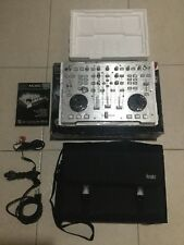 Hercules DJ Console RMX Controller With Soft Carrying Case, paperwork
