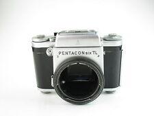 Pentacon Six TL 6x6 Spiegelreflexkamera SLR + Lichtschacht waist level finder