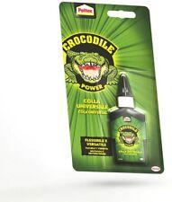 4x Pattex Crocodile Alleskleber 50g vielseitiger Flüssigkleber extra stark