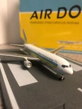 GJ 400 scale diecast model Hokkaido Int'l Airlines B 767-281 Commercial Airliner