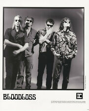 Bloodloss - Live My Way press kit - bio and 8x10 promo photo