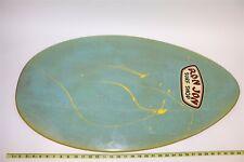 Vintage - Ron Jon Surf Shop - Wooden Skim Board -